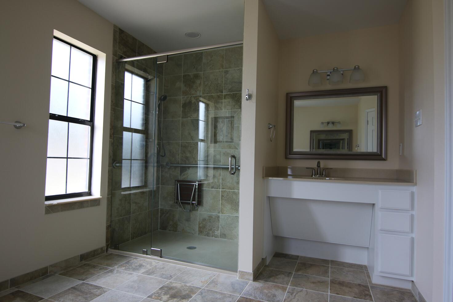 Disability Bathroom Remodeling In Austin, Texas