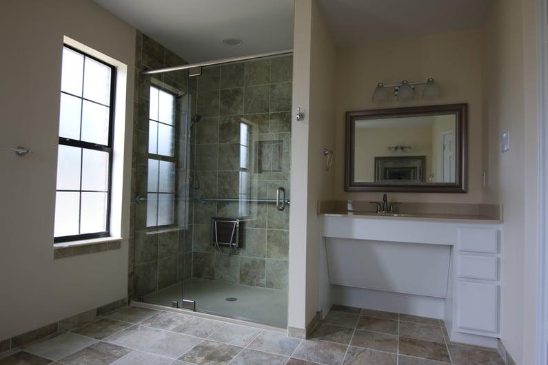 ADA Accessible Bathroom In Austin
