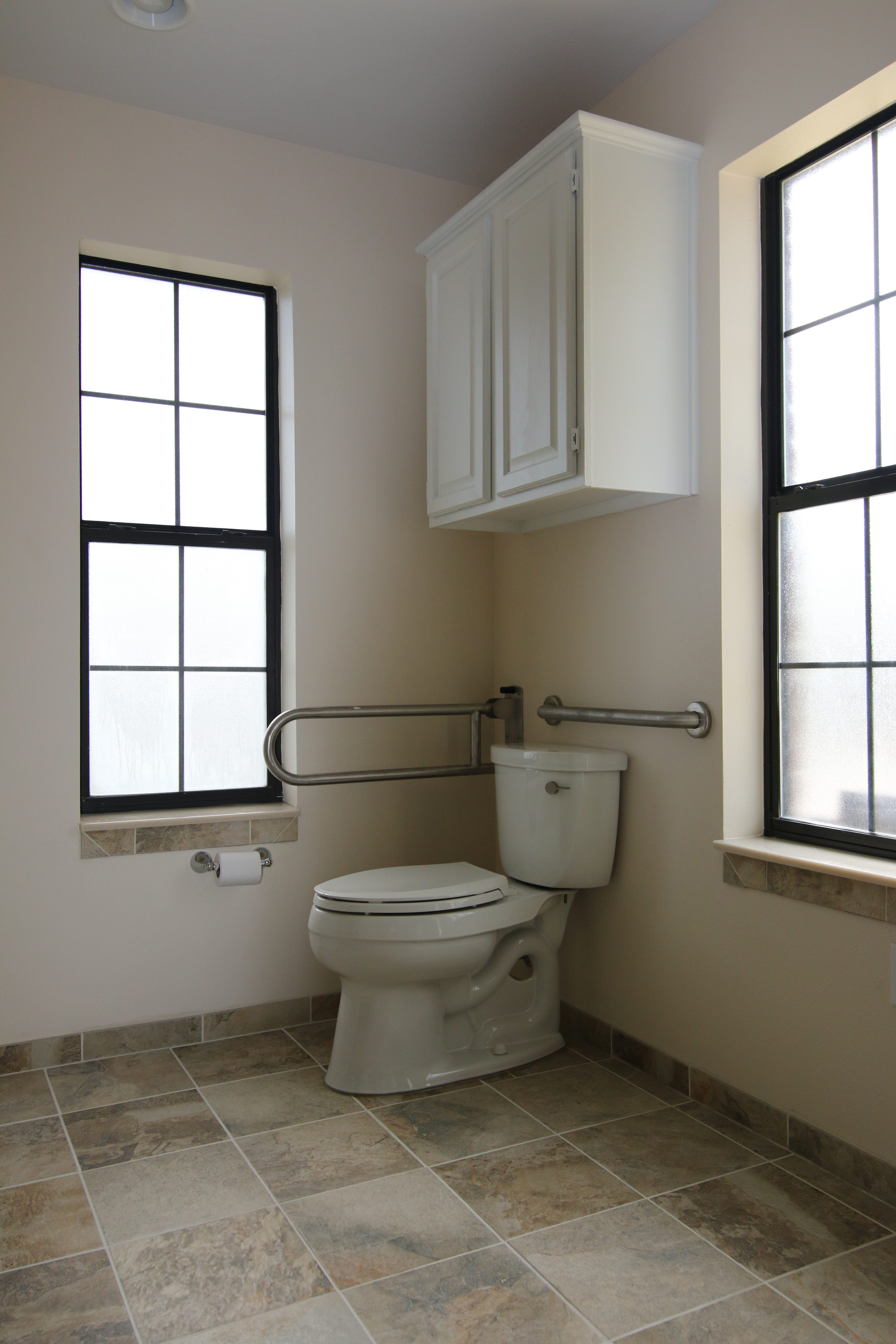 Wheelchair accessible toilets in Austin