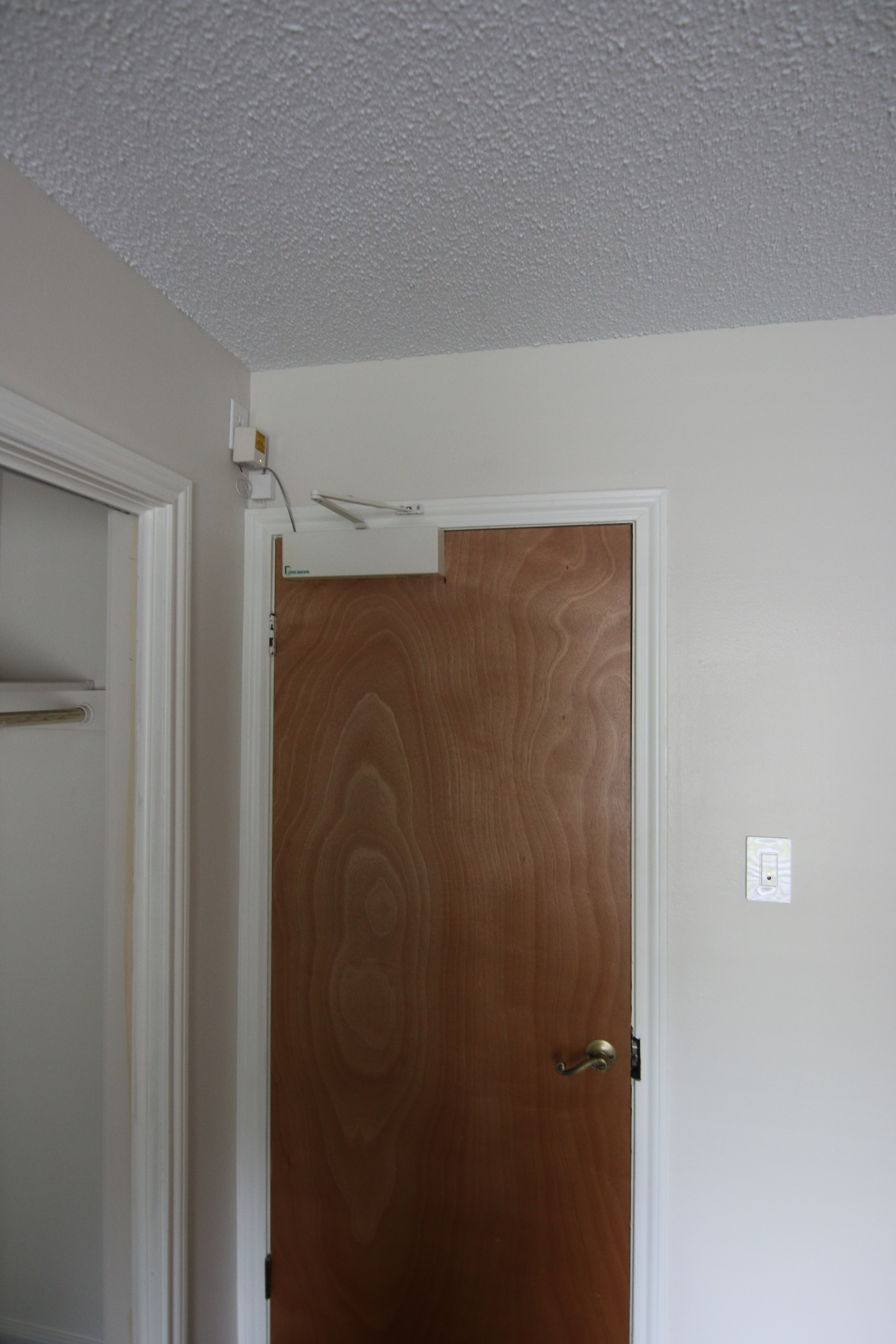 Automated Door Openers And Light Switches For Aging In Place In Austin