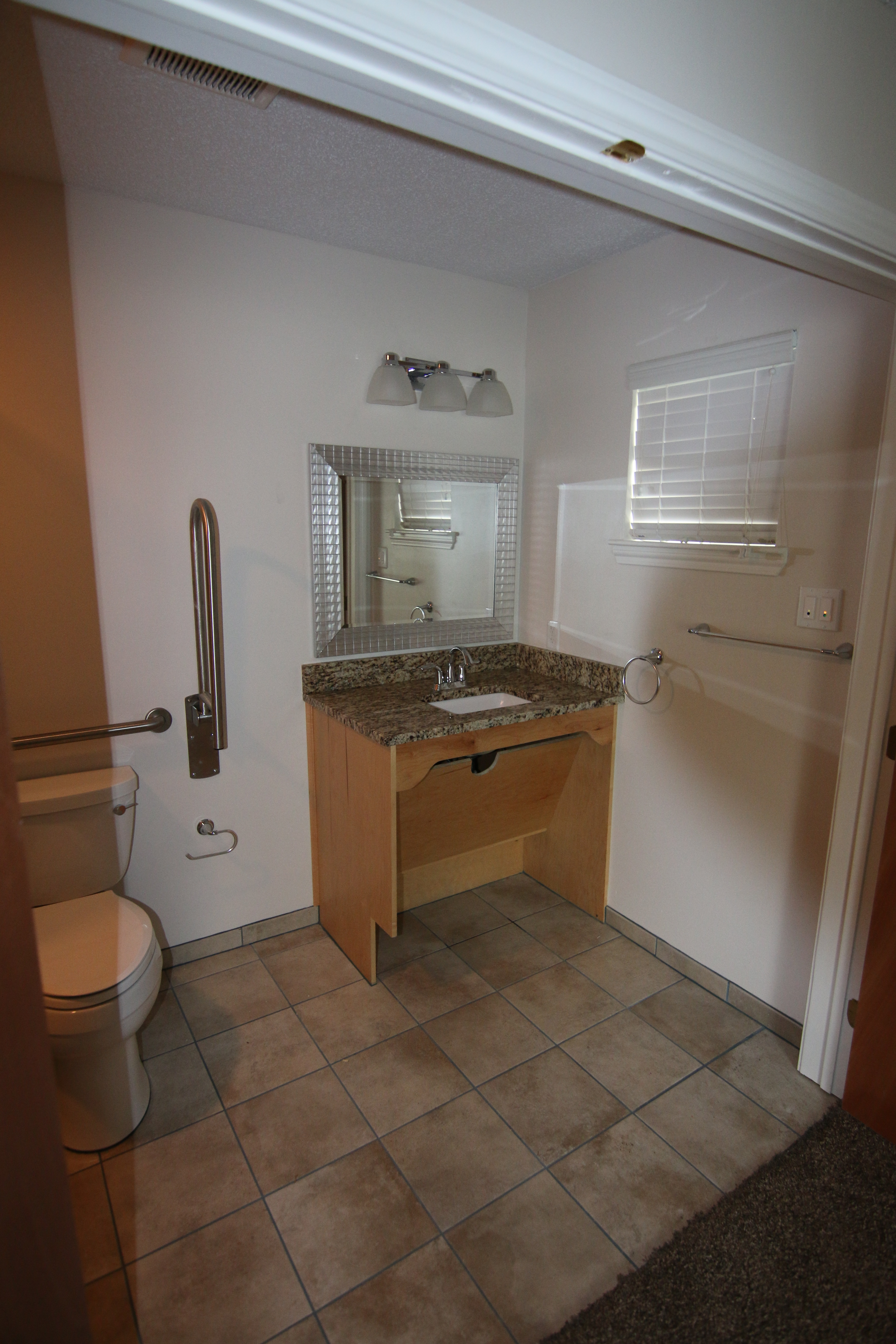 ADA Accessible Vanities In Austin
