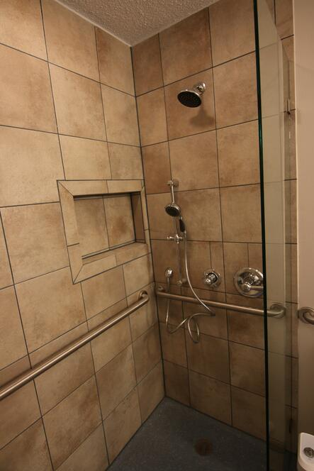 Wheelchair Accessible showers In Austin, Texas