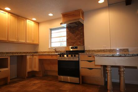 Wheelchair Accessible Kitchens In Austin