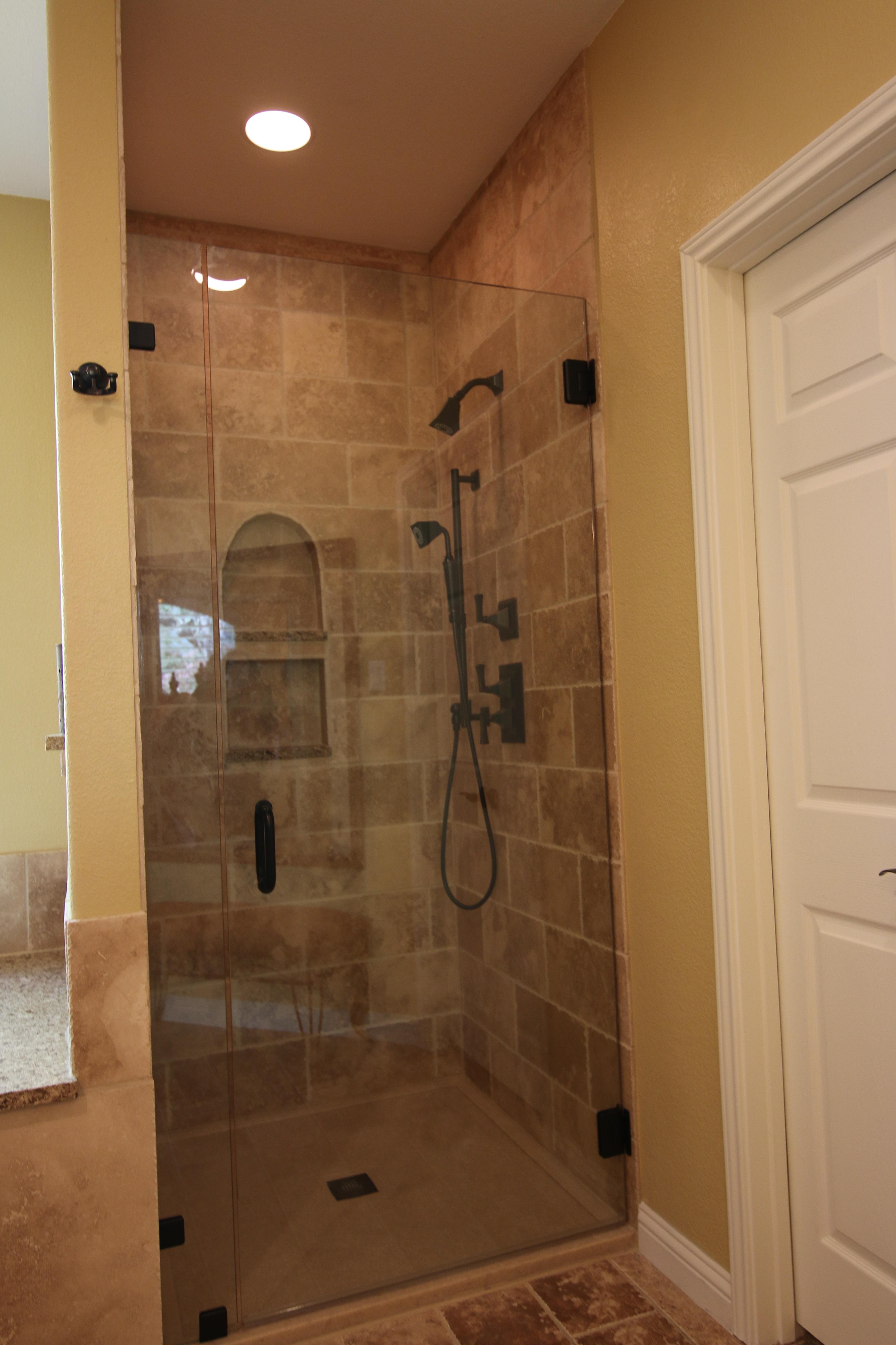 Austin Walk In Shower