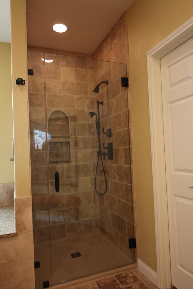 Universal Design Bathroom Remodel In Austin
