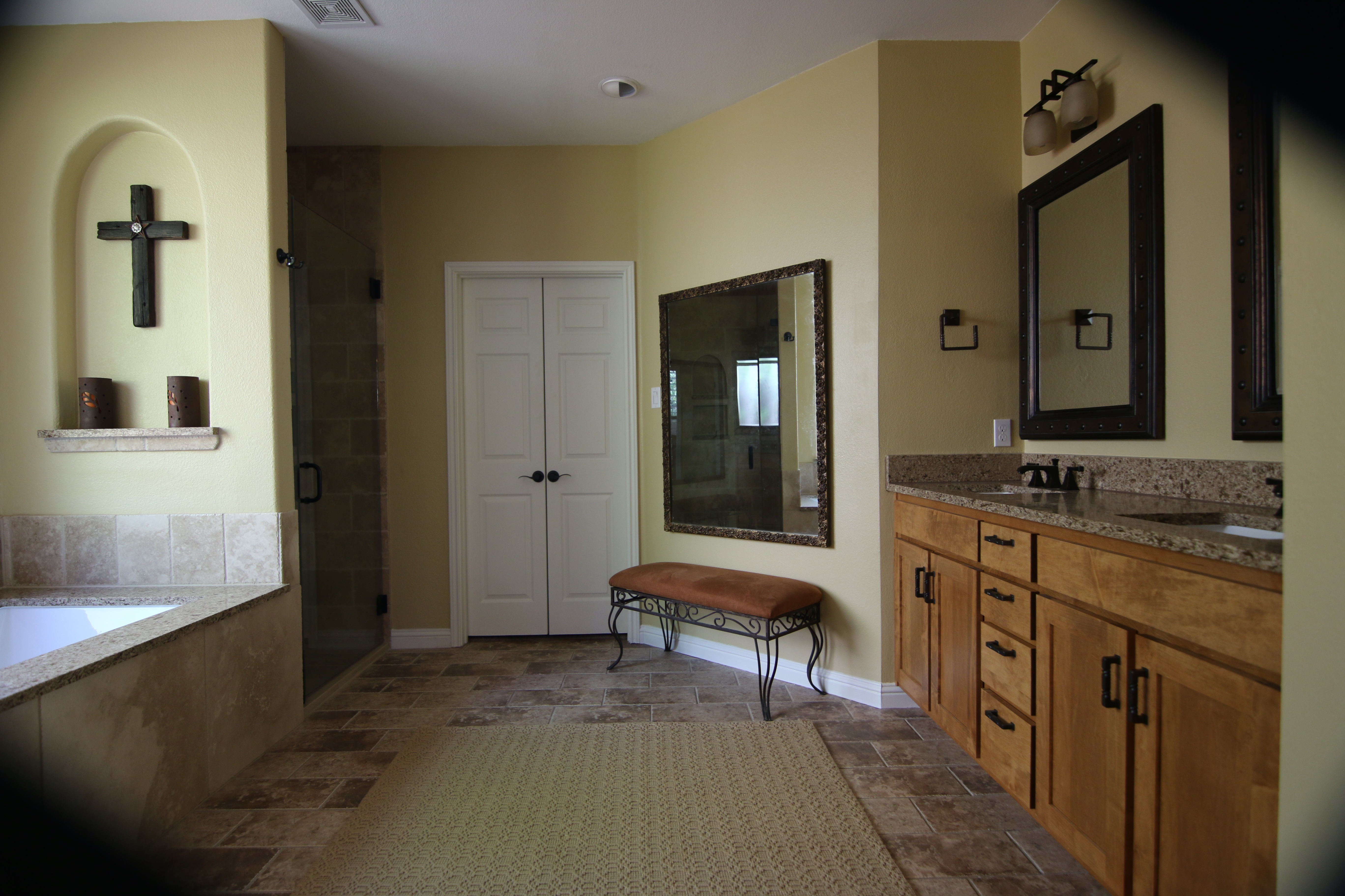 Bathroom Upgrades in Austin, Texas