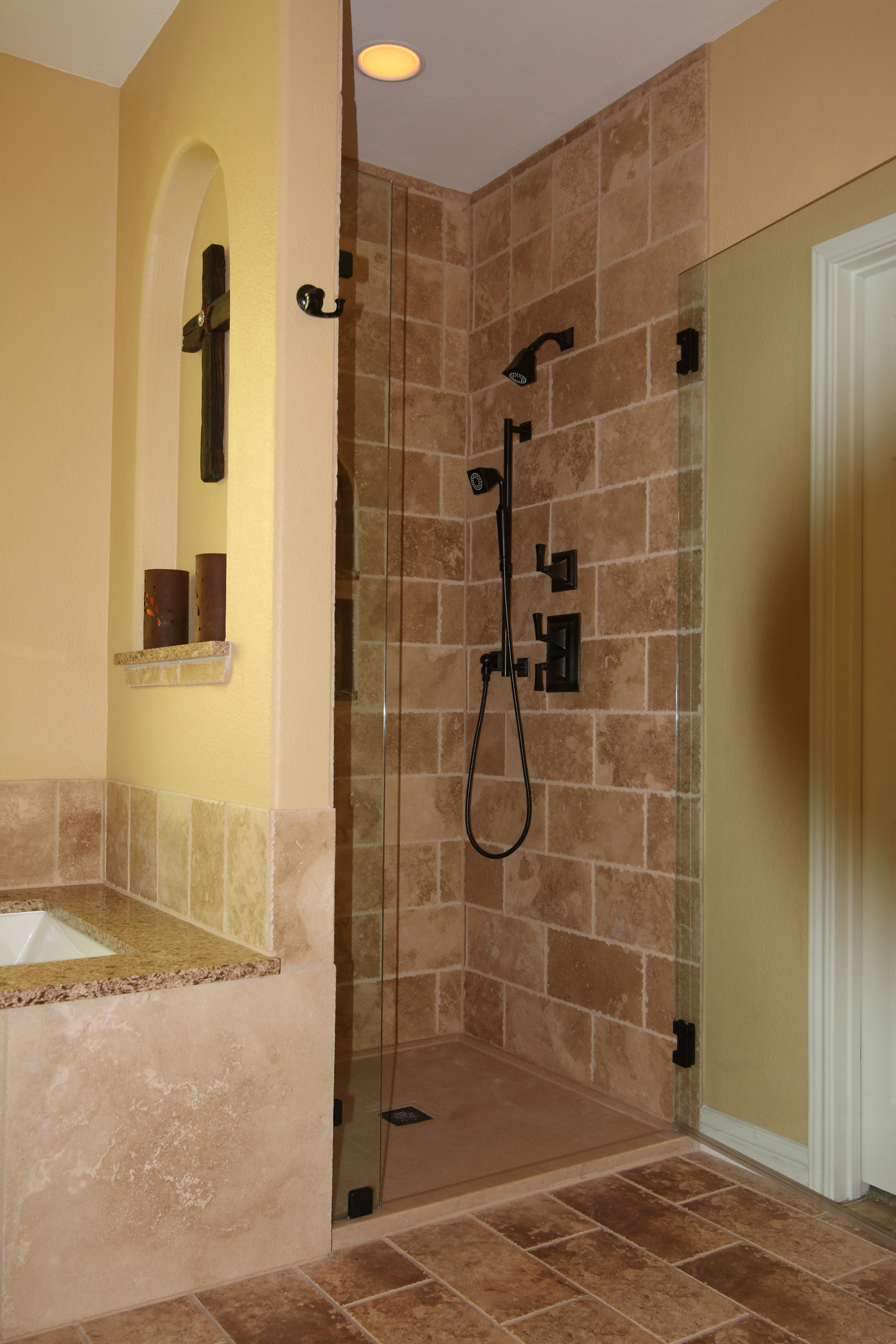 Handicap Accessible Shower Designs
