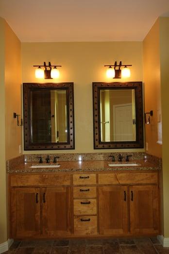 Austin Bathroom Cabinets