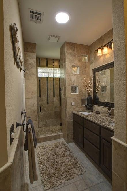Handicap Home Modifications In Austin Beauteous Bathroom Remodel Austin Concept