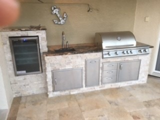 Outdoor Kitchens In Austin, Texas