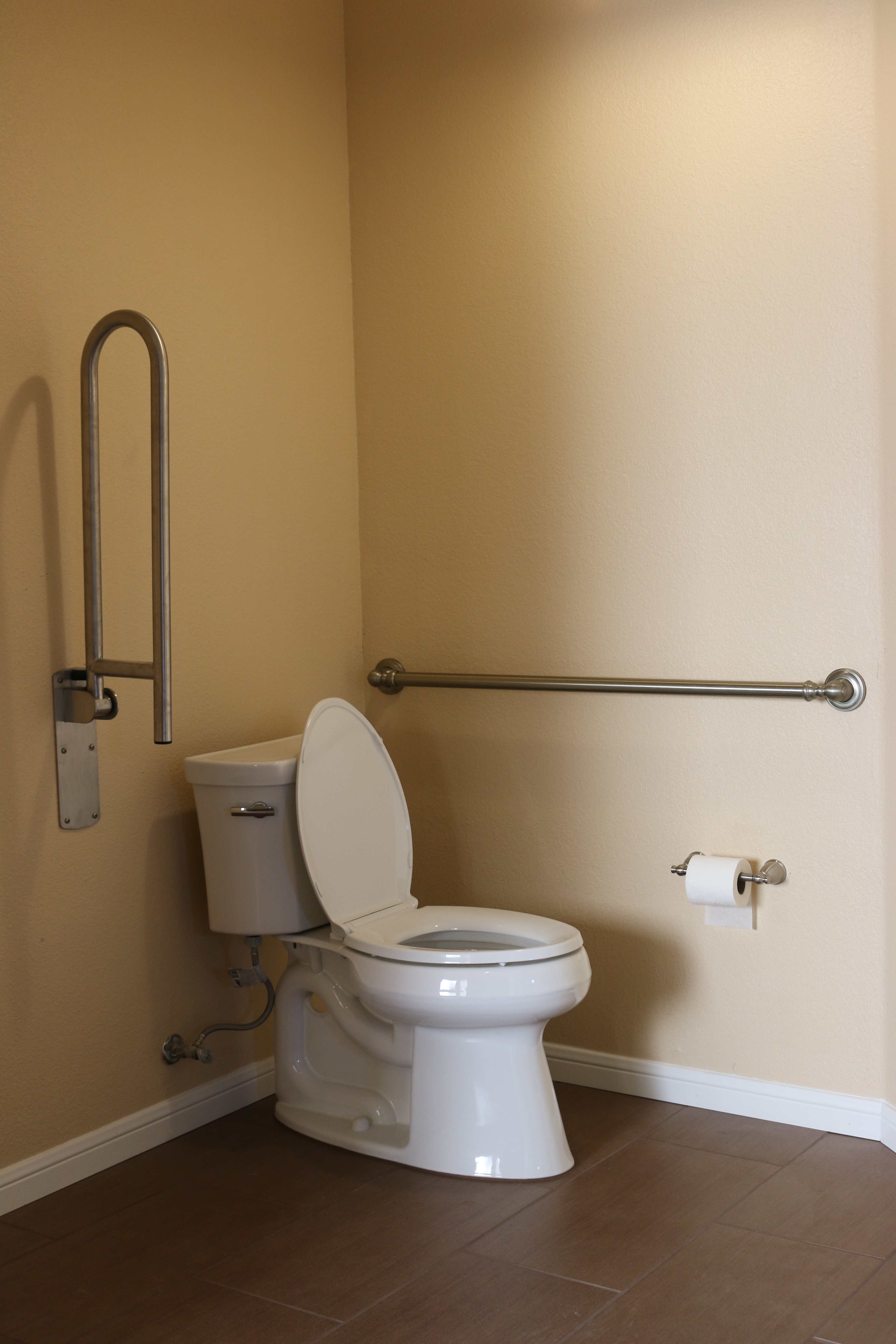 Aging In Place accessible Toilets In Austin