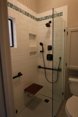 Tub To Shower Conversion Austin