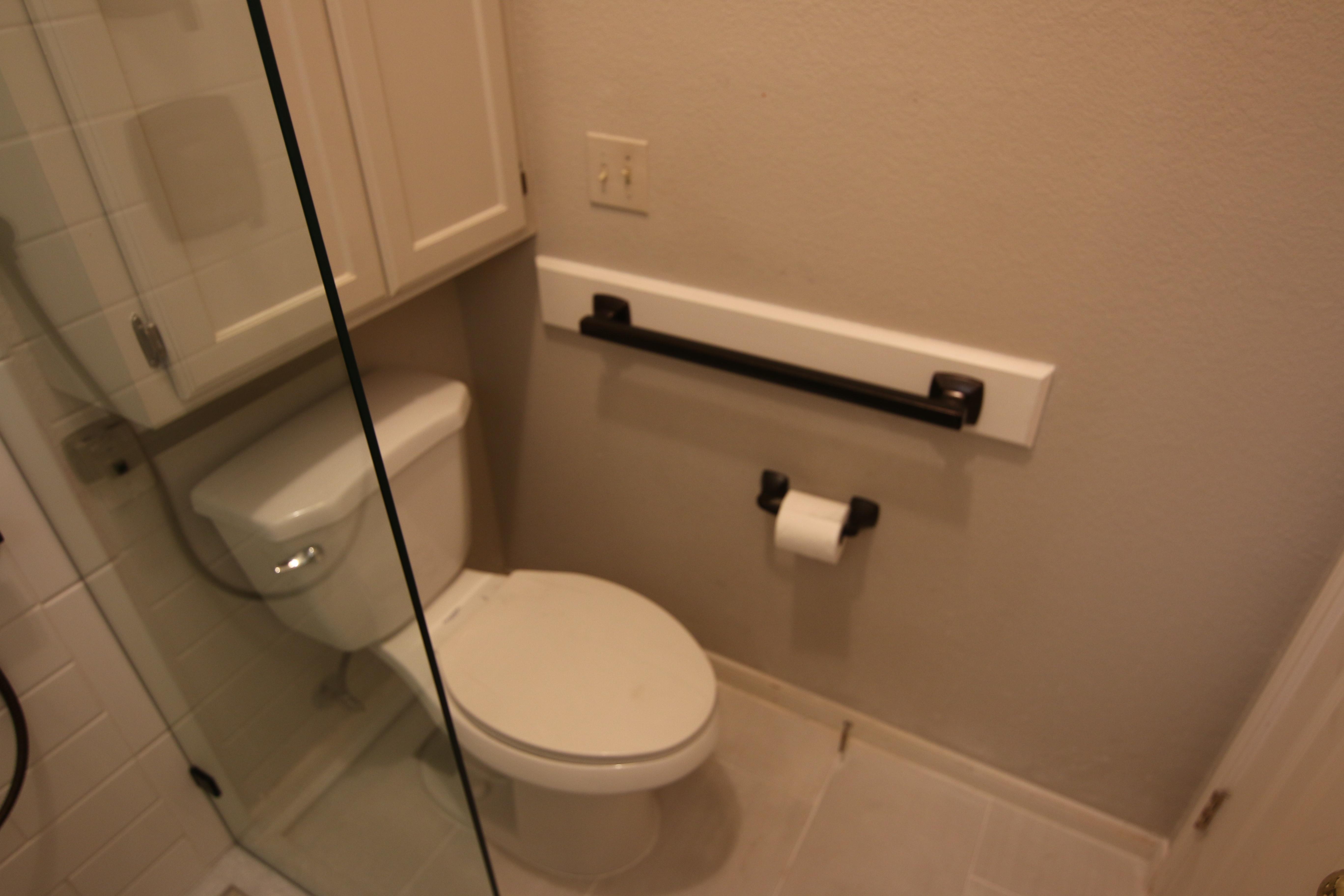 ADA Accessible Bathrooms Austin