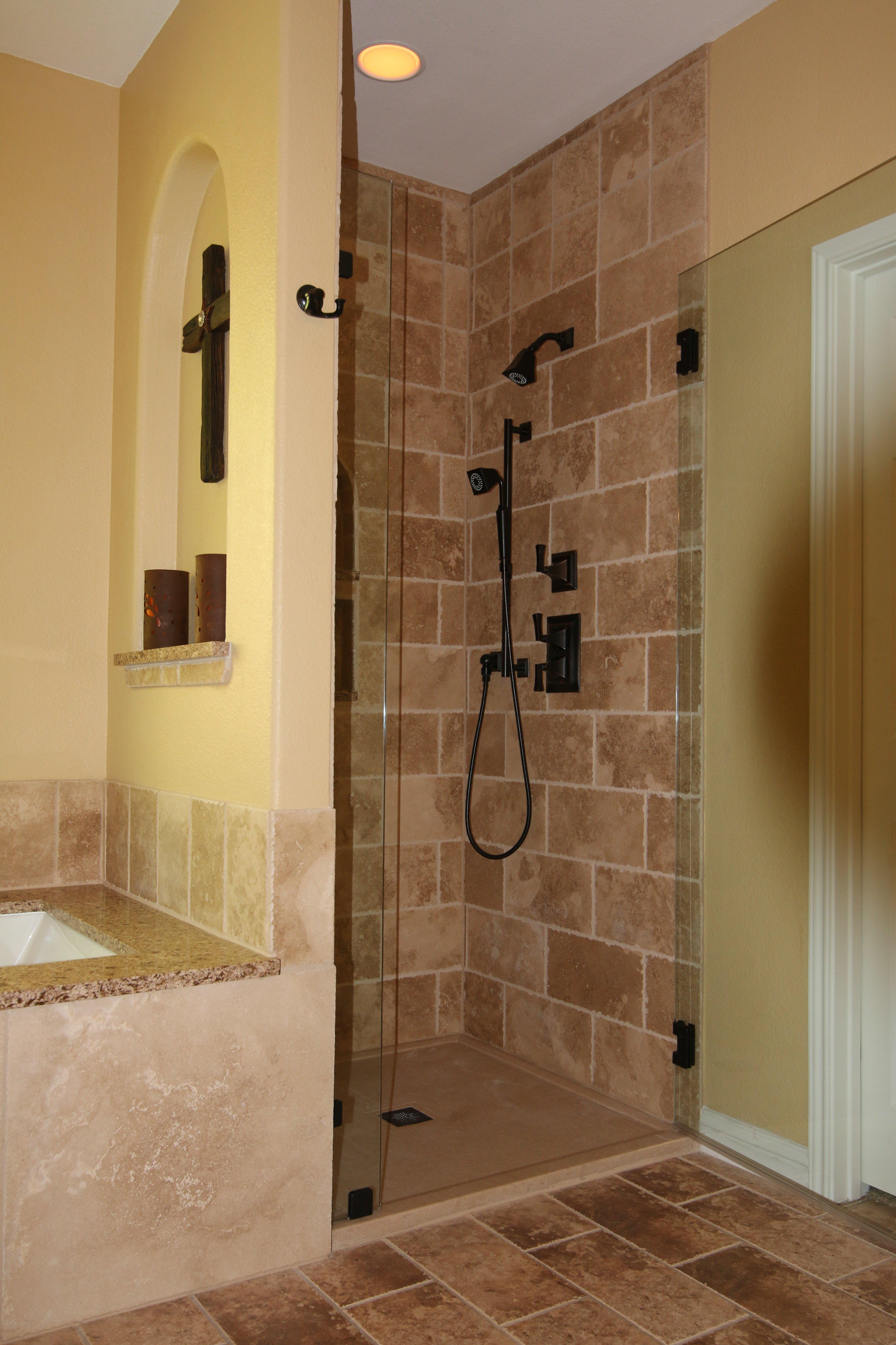 Walk In Shower Designs Austin