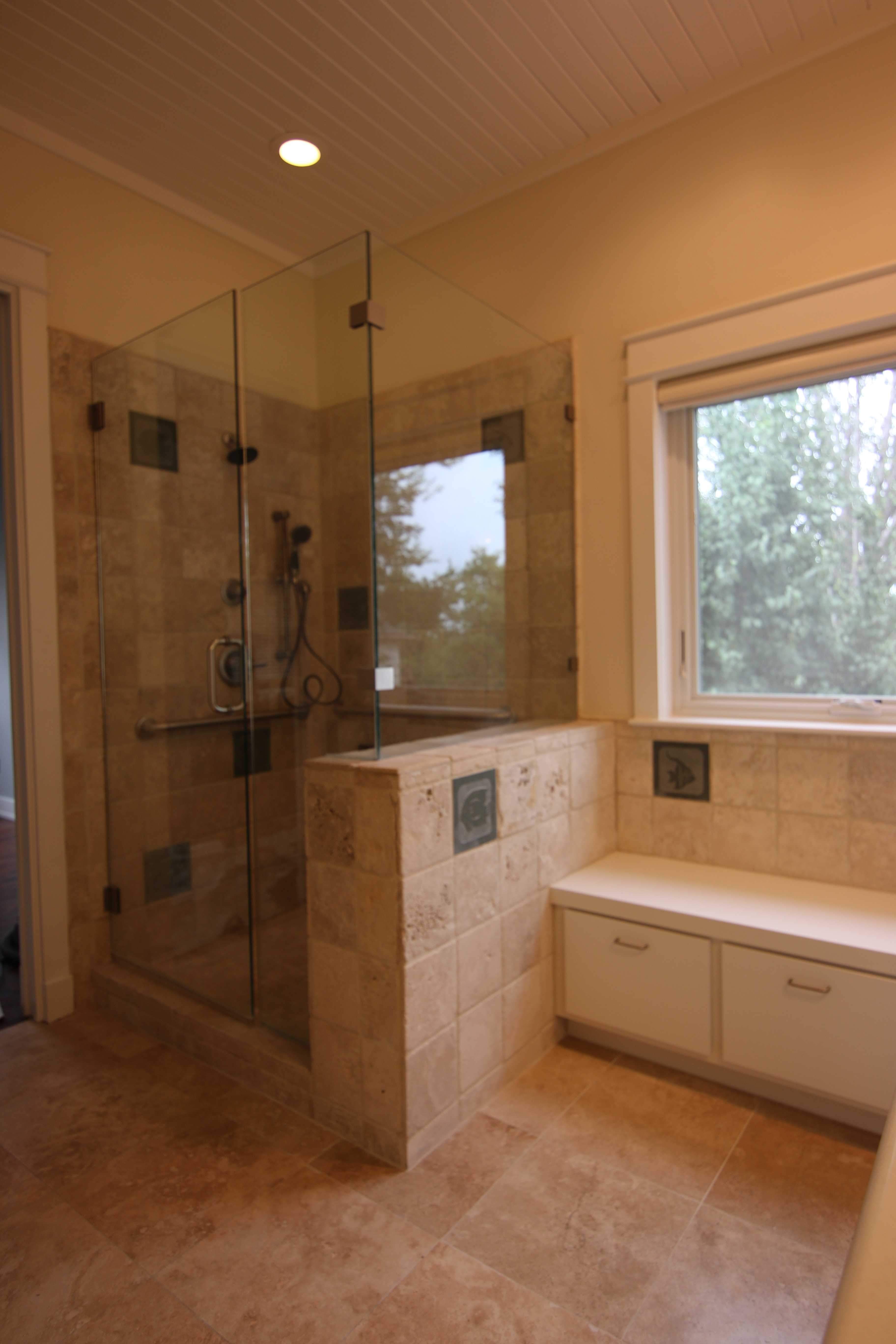Accessible showers In Austin Texas