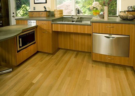 Universal Design Kitchen in Austin