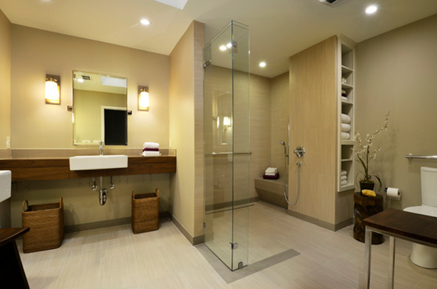 Accessible Universal Design Bathroom